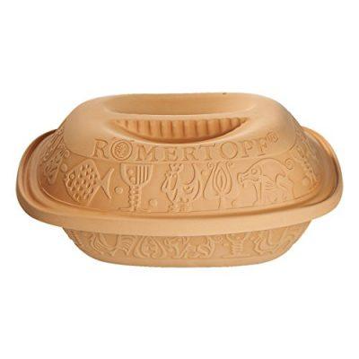 Römertopf stellt hochwertige Bräter aus Keramik her